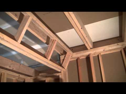 Building A Soundproofed Room Within A Room - Part 1