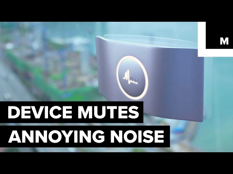 Noise-canceling device