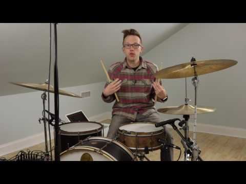 3 Tips for Playing Drums Quietly
