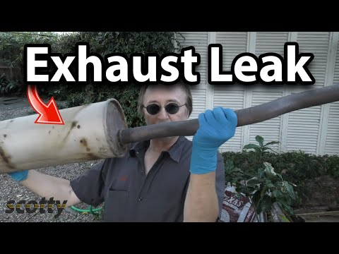 How to Fix Exhaust Leak in Your Car for $12