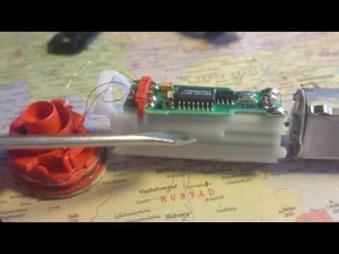 TEARDOWN: Electric Toothbrush