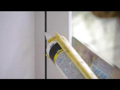 How to Replace Window Seals & Caulking : Caulking Tips