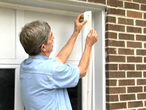 Garage Door Weather Seal Tips