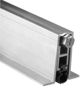 automatic door bottom soundproofing