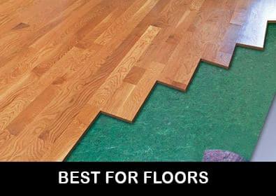 best soundproofing for floor