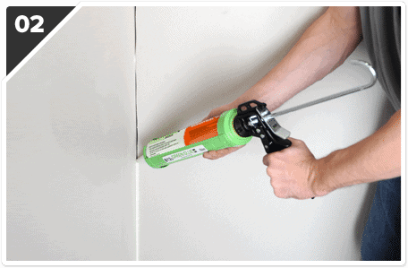soundproof room sealant
