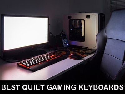 best quiet gaming keyboard