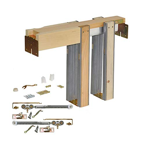 pocket door soundproof frame