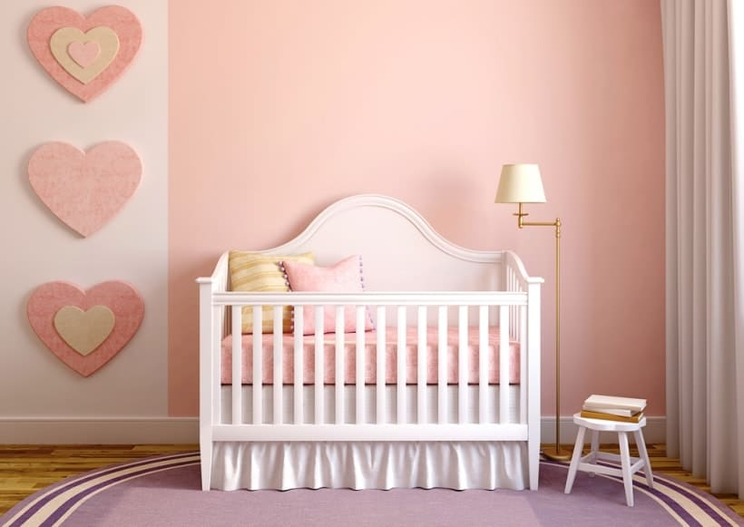 soundproof nursery and baby room