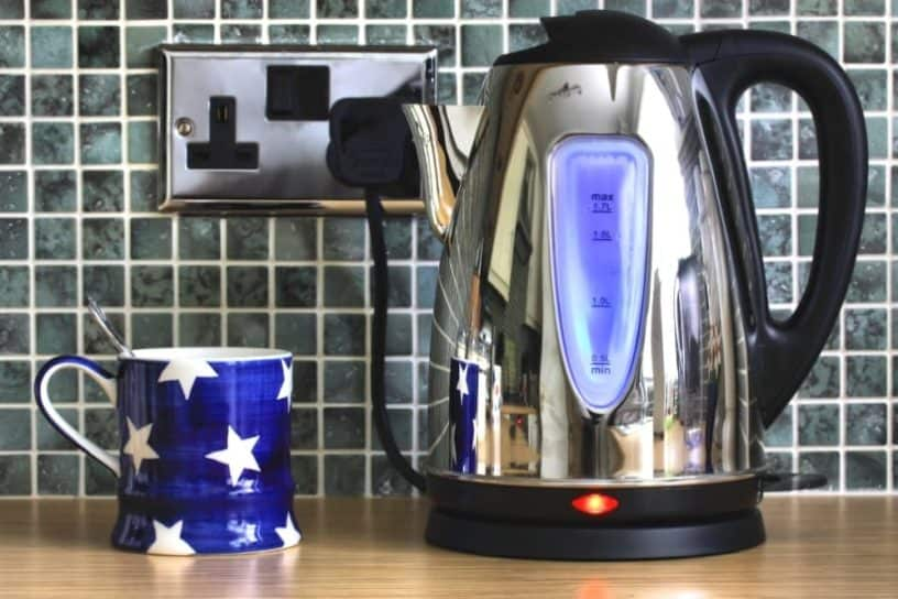 How To Make A Kettle Quiet