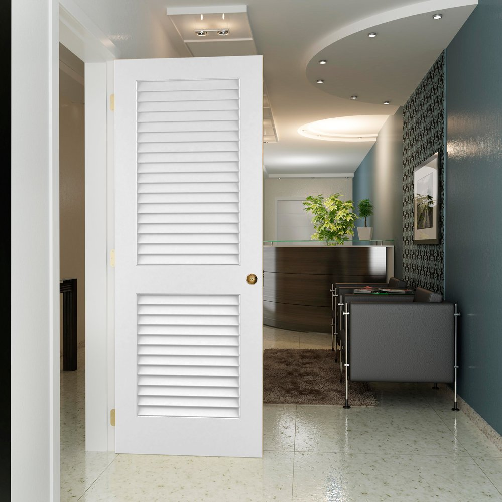 How To Soundproof Louvered Doors