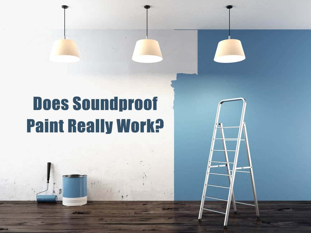 does soundproof paint work
