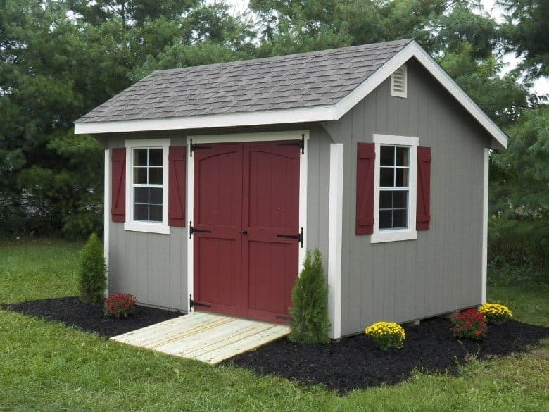soundproof garden shed