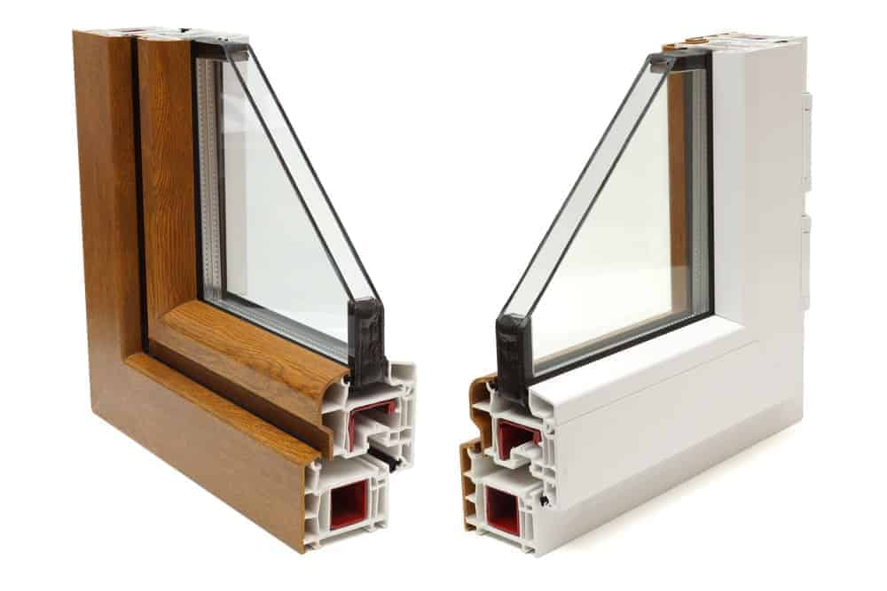 panes of soundproof glass