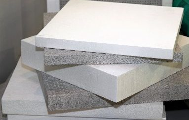 Can polystyrene be used for soundproofing