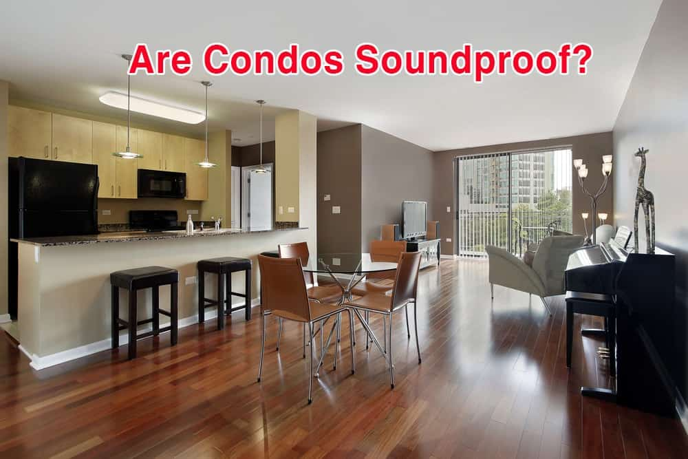 soundproof New,Luxury & Concrete Condos