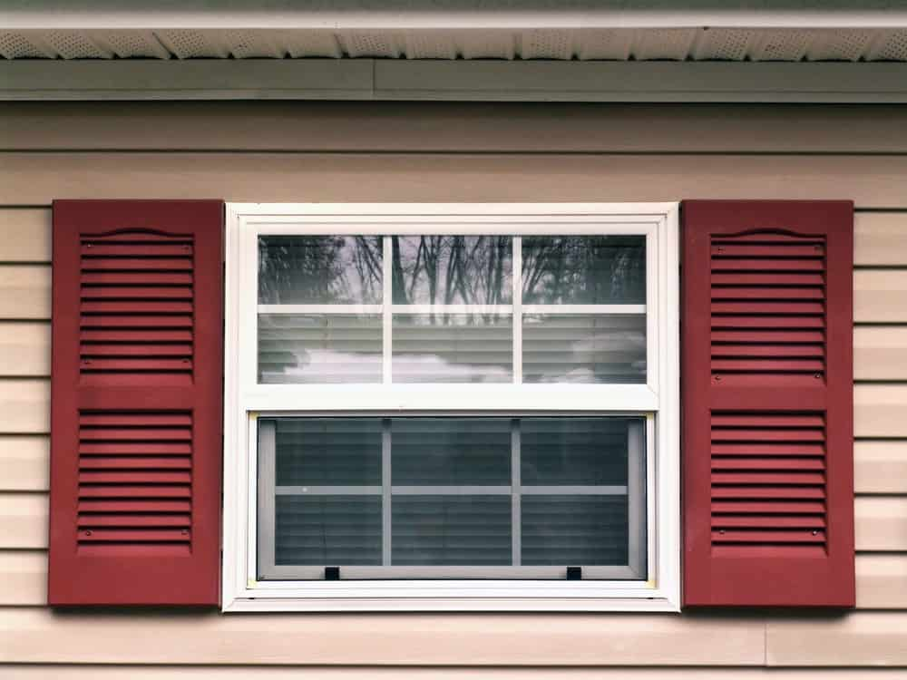 Window Shutters Reduce Noise