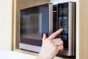Silence A Microwave
