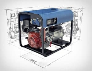 Soundproof Generator Box (1)
