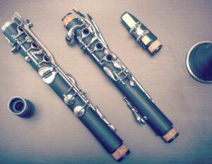 Muffle a Clarinet