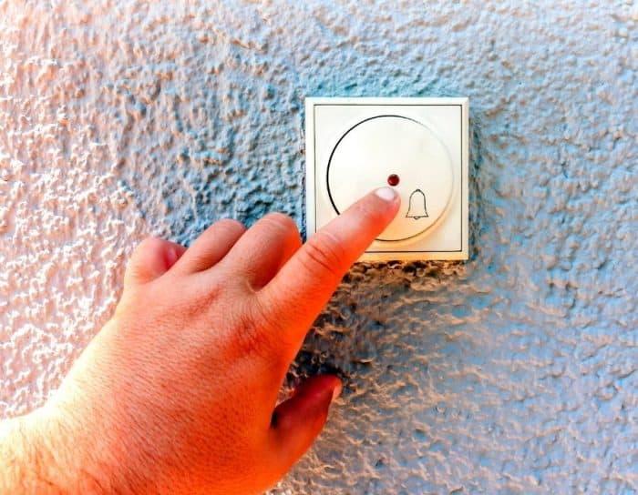 Silence a Doorbell or Make it Quieter