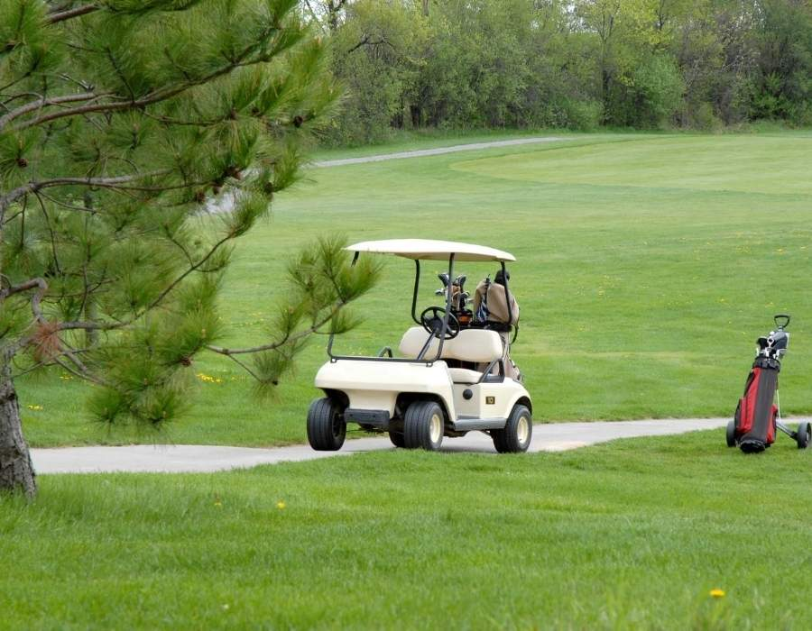 insulation to your golf cart