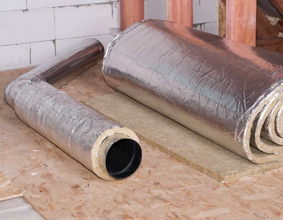 How can you make your ductwork quieter_
