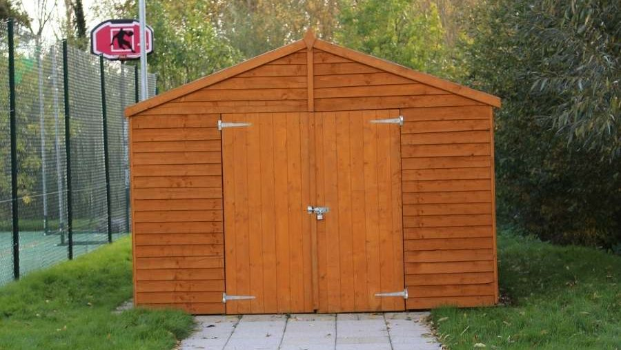 How to furnish your drum shed