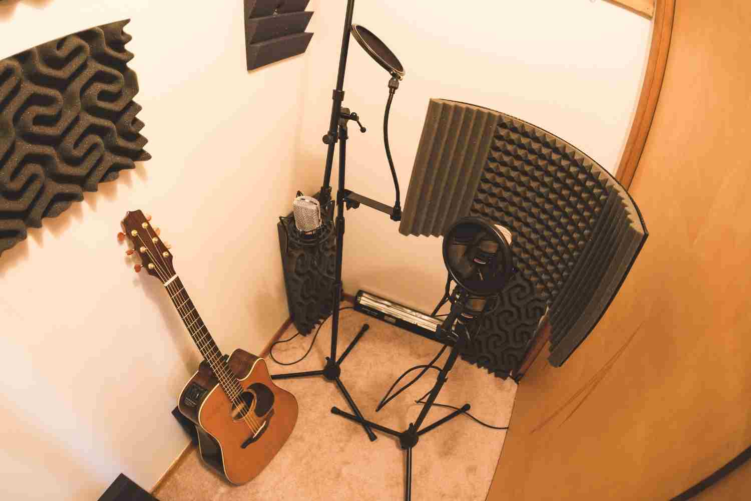 How To Ventilate A Soundproof Room Or Booth