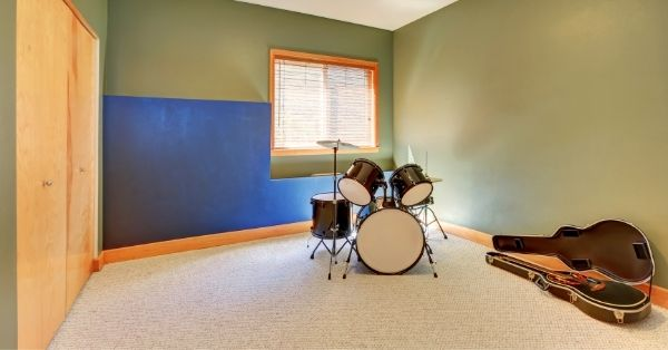 How to Soundproof a Jam Room