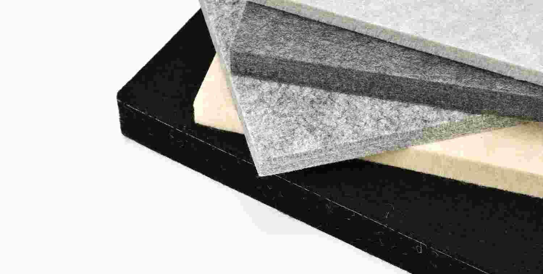 acoustic management materials