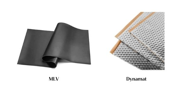 MLV vs. Dynamat for Soundproofing Cars
