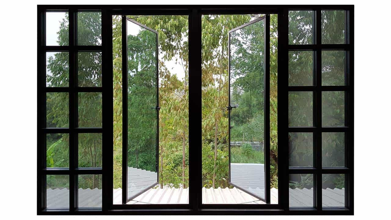Are aluminum windows soundproof