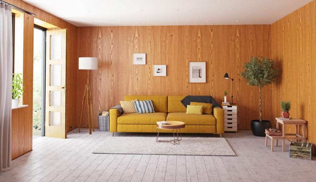 Soundproofing plywood walls