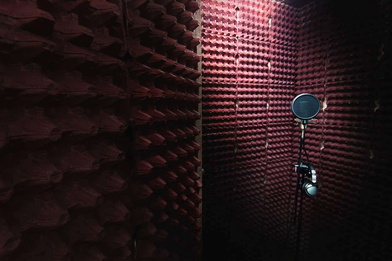 soundproofing and acoustic treatment