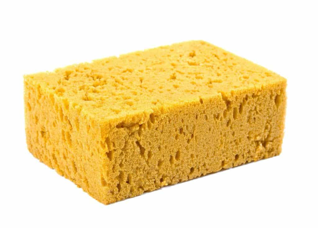 can sponge be used for soundproofing