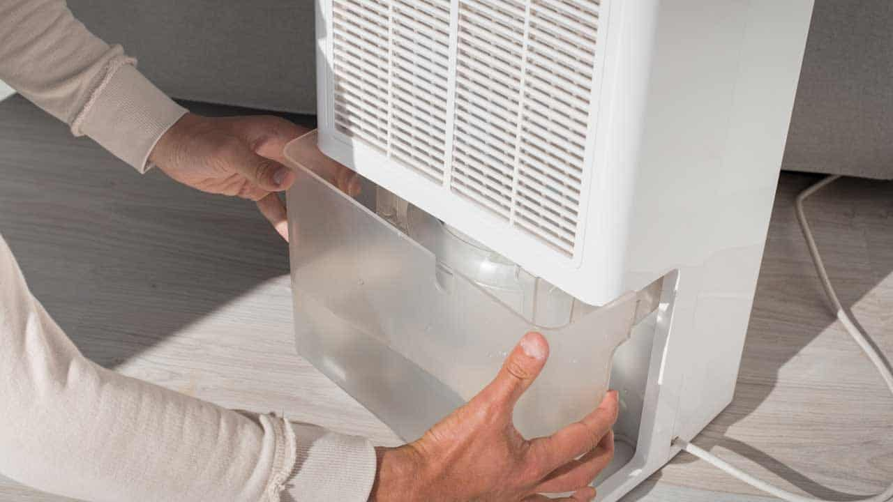 how to soundproof a dehumidifier