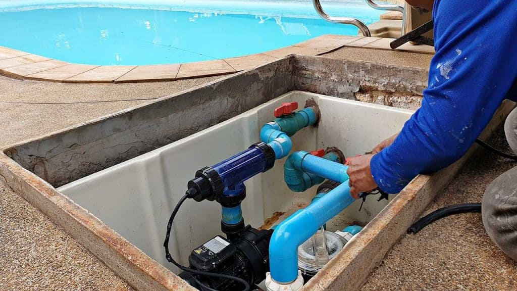 how to soundproof a pool pump