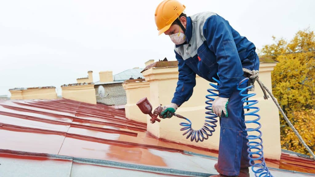 how to soundproof your roof with paint