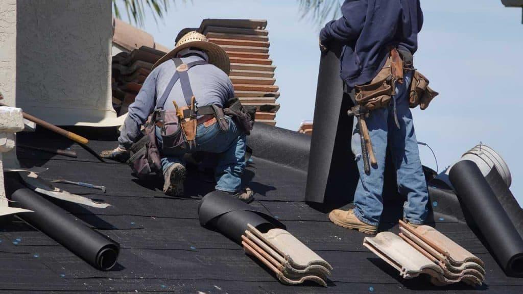 soundproofing roof underlay