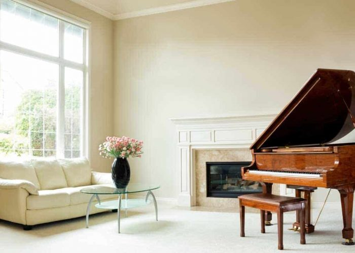 5 Ways To Soundproof A Piano Room