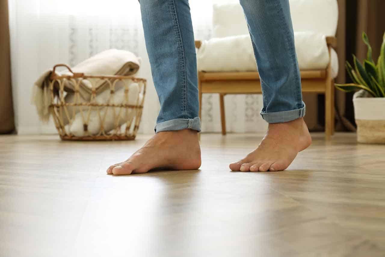 Quietest Type Of Flooring