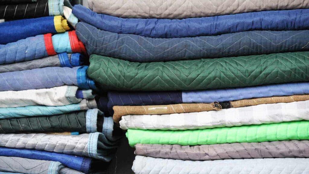 Sound Blankets Vs. Moving Blankets