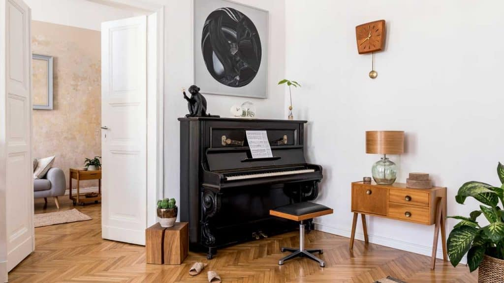 soundproof a piano room